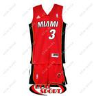 Баскетбольная форма, Майами Хит, №3 Wade