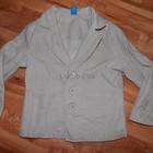 Льняной пиджак  на модника