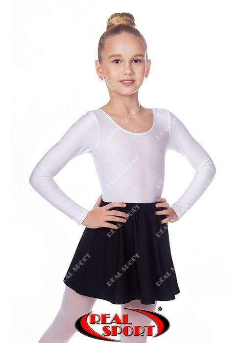 Юбка для танцев и художественной гимнастики детская фото №1