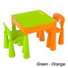 Детский столик со стульчиками Tega Mamut. Расцветки в ассортименте.