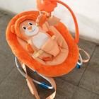 Качалка-колыбель, шезлонг от Baby Tilly BT-bb-0002