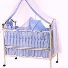 Кроватка детская Geoby TLY-632R-RPUR, сиреневый