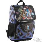 Рюкзак ортопедический каркасный Школьный ранец Портфель Monster High Монстер Хай Школа монстров Кайт