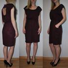 Модное новое платье purple размер С(10)
