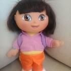 "Говорящая кукла ""Даша Путешественница"" (Дора) от Fisher Price"
