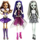 В наличии более100 Monster High It's Alive клодин монстер хай она куклы живая френки спектра