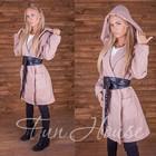 Пальто кашемировое-