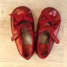 Праздничные туфельки для принцессы Zara 22 размер, кожа, новые