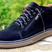 Мужские зимние ботинки Proton размеры 40-45 N335
