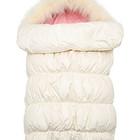 Зимний пуховый конверт для новорожденных SnowImage