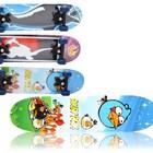 Скейтборд/скейт детский мини 4 вида 60х15 см