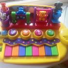 детское музыкальное пианино KIDDIELAND