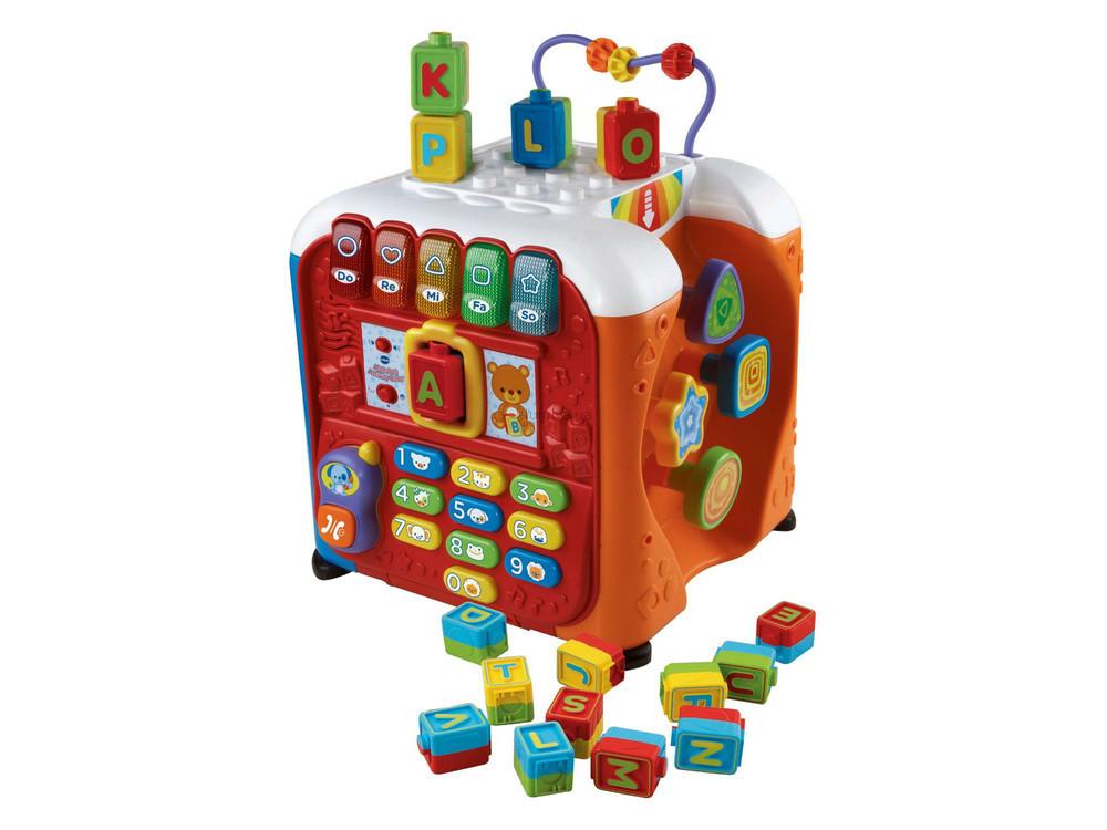 Прокат игрушек киев музыкальный куб vtech игрушки напрокат фото №1