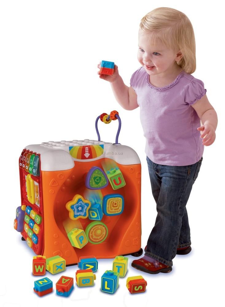 Прокат игрушек киев музыкальный куб vtech игрушки напрокат фото №3