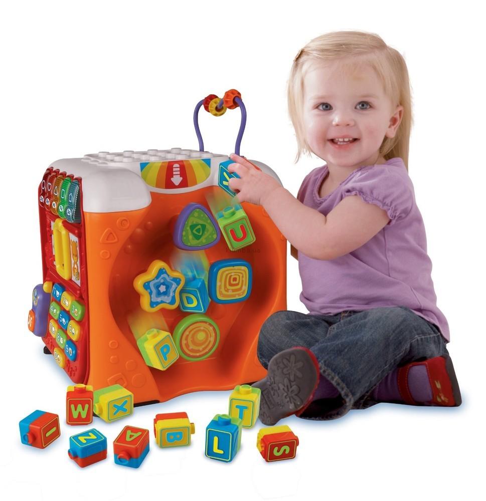 Прокат игрушек киев музыкальный куб vtech игрушки напрокат фото №4
