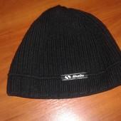 Зимняя двойная шапочка для мальчика ShaDo