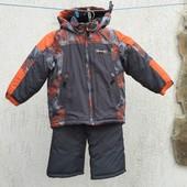 London Fog 105-114 штаны новые, куртка одета 2 раза США
