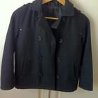 куртка пальто на мальчика 8-10лет