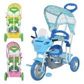 Детские 3-х колесные велосипеды
