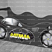 Кровать машина Бэтмен ✿ Бесплатная Доставка