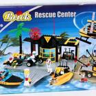 Конструктор для детей 111 Спасатели, Brick Брик