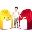 Кресло мешок angry birds ,Кресло груша angry birds,Кресло Angry birds