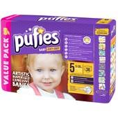 Подгузники для детей Pufies baby art & dry Valeo Pack производство Болгария