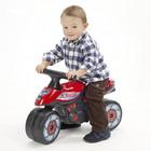 Оригинал.Мотоцикл-каталка X-Racer Красный Falk 400