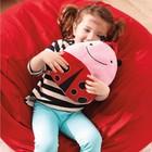 Подушка-одеяло Skip Hop Божья коровка, огромный выбор, лучшая цена