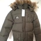 Зимняя куртка-пальто  для мальчика 2014 г.