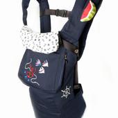 Эргономичный слинг рюкзак много моделей