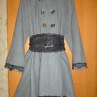 Пальто красивое на размер 44-46