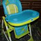 Детский стульчик для кормления Bambi.