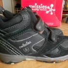 Классные ботинки Swisses c Gore-tex КОЖА