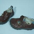 Туфлі-ботінки шкіряні Clarks (14.5см) НОВІ