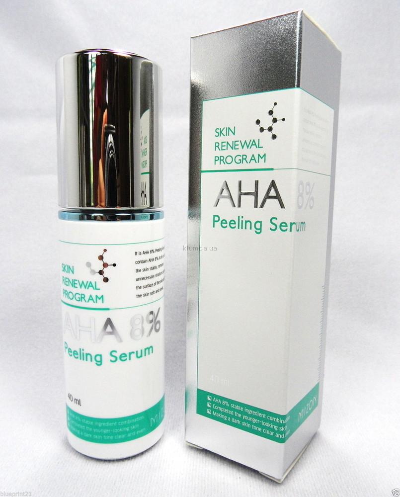 Пилинги с aha кислотами для домашнего использования