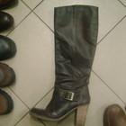 фирменные кожаные сапоги NEW Look Gorgeous 38 размера