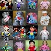 Кукла chou chou, Baby born и др. игрушки.