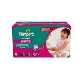 Трусики Pampers Active Girl Boy pants 4 104 шт, 5 96 шт, 6 88 шт!