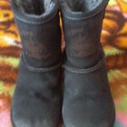 Продам зимние ботиночки р.28 на девочку