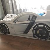 """Кровать-машина """"Audi"""". Николаев. Кредит."""