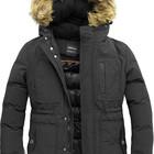 Мужская зимняя куртка-парка Уценка, зимняя мужская куртка ,парка мужская на зиму