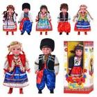 Кукла (лялька)2132 Катеринка і Олесь, в укр. одязі. Музикальні. Доставка