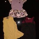 H&M, Ralph Lauren, Cherokee Брендовые платья для девочки 12-24 мес
