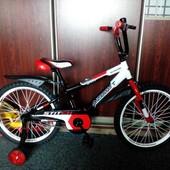 Детский двухколесный велосипед Azimut Stitch для мальчиков, девочек