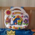 музыкальная развивающая игрушка Kiddieland Теремок (Мариуполь)