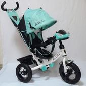 акция!!!Детские трехколесные велосипеды Ламботрайк аzimut аIR lambotrike с фарой