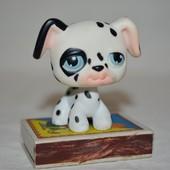 Пет шопы pet shop игрушки зоомагазин Littlest pet shop LPS разные зверюшки щенок песик стоячка