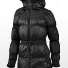 Классный зимний пуховик Adidas LONG DOWN JACKET (оригинал W52997) р.M