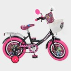 Велосипед детский мульт 12 дюймов P 1257 Монстры